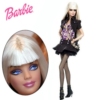 Barbie Topmodel