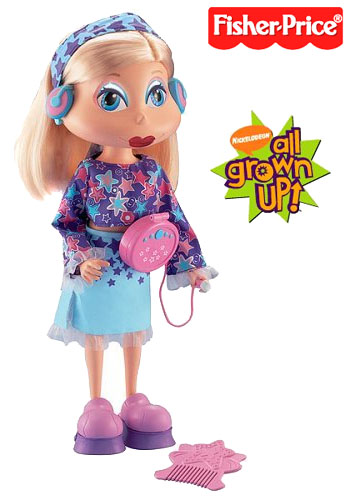 Grown Up Toys : Ediscount dropship rugrats angelica makeover doll
